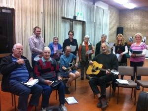 choir prac